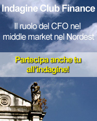Il ruolo del CFO nel middle market nel Nordest - partecipa anche tu all'indagine
